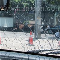 汽车玻璃防水防污纳米镀膜