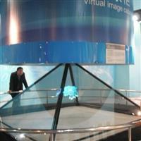 全息玻璃 3D全息投影玻璃 全息镀膜玻璃 幻影成像玻璃价格