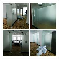 廣州辦公室玻璃貼膜白磨沙