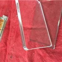 水晶相框玻璃 高档摆台相框 精磨抛光
