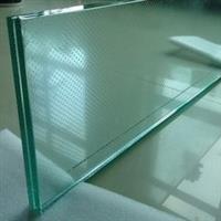 20mm夹层防暴玻璃