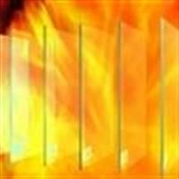 防火玻璃+防火液