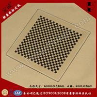 生产标定板  相机标定板