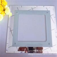 深加工玻璃鏡 燈飾玻璃 蒙砂燈飾玻璃 工藝鏡片 燈具磨砂玻璃