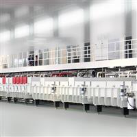 Low-E 玻璃磁控溅射镀膜机