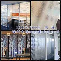 山東廠家直銷裝飾隔斷玻璃