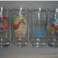 玻璃杯贴纸,玻璃产品水贴纸厂家