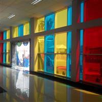 彩色PVB玻璃中间膜