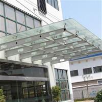 南京玻璃雨棚维修厂家