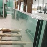 郑州19毫米弧形/弯弧钢化玻璃
