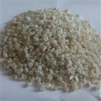 厂家供应石英砂滤料,石英砂成批出售