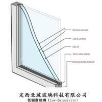 供应兰州LOW-E中空玻璃