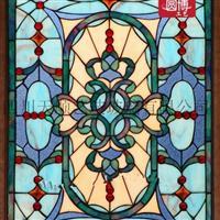 成都天順藝玻定做教堂玻璃