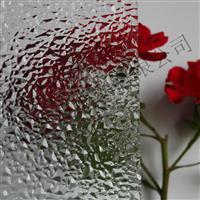加工压花玻璃