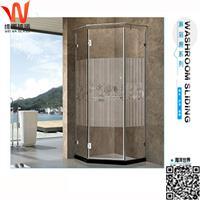 供應沐浴房玻璃凹蒙玻璃