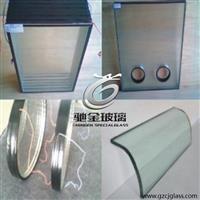 廣東佛山溫控玻璃電加熱除霧玻璃