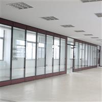 郑州玻璃隔断工作区域隔断