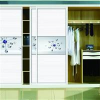 5D立體超白彩繪衣柜移門玻璃
