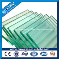 唐山供应4mm钢化玻璃