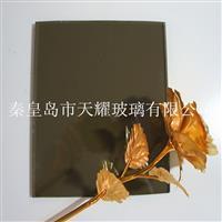 4-6mm淺灰在線鍍膜玻璃成批出售