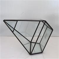 高硼硅微景观植物几何玻璃花房