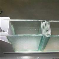 热弯U型玻璃 幕墙玻璃沙河玻璃