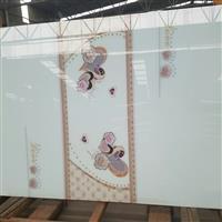移门艺术玻璃批发 超白魔幻5D