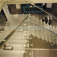 特种玻璃修建地板斑纹防滑玻璃