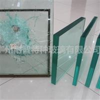 防弹特种玻璃钢化防爆防弹玻璃 安全