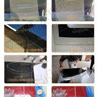 钢化玻璃划痕,焊点修复方法