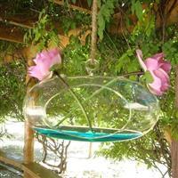 玻璃插花器