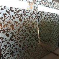 客廳餐廳背景墻玻璃