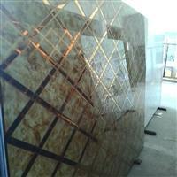 微晶石深雕 客厅电视中式简约瓷砖墙