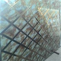 沙河藝術背景墻裝飾玻璃