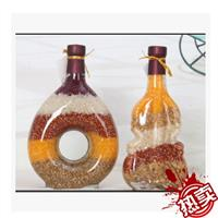 天津玻璃瓶工艺品瓶