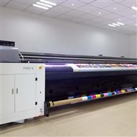 5米宽幅卷材,墨水高精度 环保无害 UV喷绘机