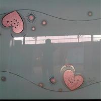 批发衣柜玻璃、移门玻璃