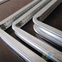 高频折弯铝隔条
