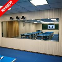 學校錄播室觀察室 單向透視玻璃