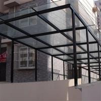 江门阳光雨棚玻璃供应价格