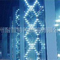智能LED发光玻璃 可深加工定制