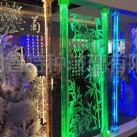 特种玻璃激光3D雕刻内雕玻璃水晶内雕