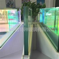 特種玻璃夾膠彩色變色炫彩玻璃