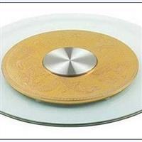 扬州餐桌、茶几钢化玻璃桌面定制