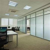 扬州写字楼办公室玻璃隔断定做