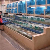 扬州玻璃鱼缸专业测量制作安装