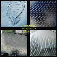 12MM 防滑米粒地板玻璃
