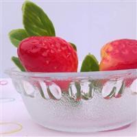 餐具磨砂玻璃碗透明碗