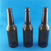 厂家330ml棕色啤酒瓶500ml