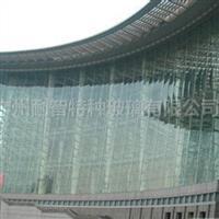 超大超長建筑玻璃鋼化玻璃